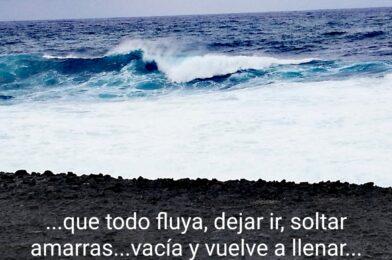En el mar…